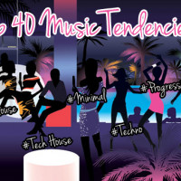 Top 40 Music Tendencies Février 2012